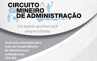 CIRCUITO MINEIRO DE ADMINISTRAÇÃO