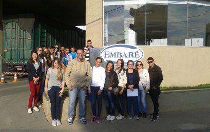 Visita à Embaré