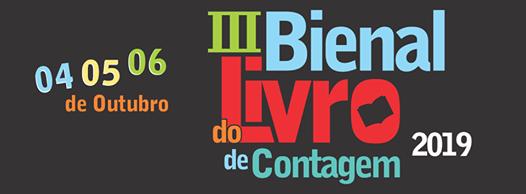 BIENAL DO LIVRO CONTAGEM 2019